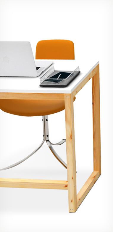 Çalışma Masası-Sandalyeler