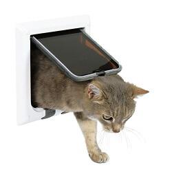 Kedi Kapısı Nasıl Takılır?