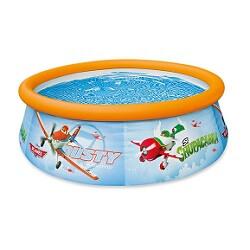 Yaz Aylarında Çocukların Favorisi Şişme Havuz
