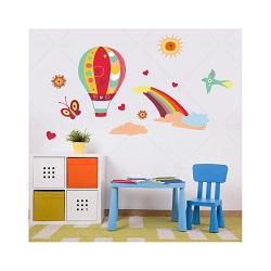 Çocuk Odası Duvar Kağıtları Nasıl Kullanılmalı?