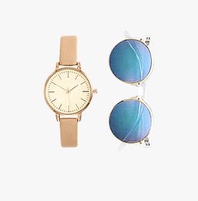 Saat & Gözlük