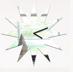 Ayna Duvar Saatleri