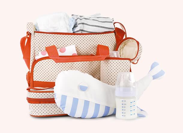 Bebek Bakım Çantası Nasıl Hazırlanır?
