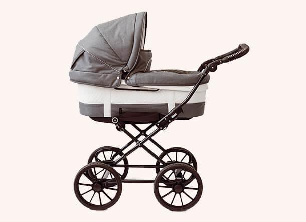 Bebek Arabası: Yenidoğanlar da Gezer