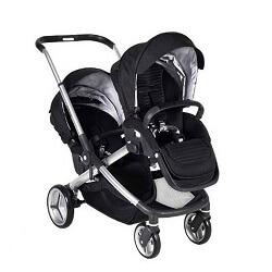 İkiz Bebek Arabası Nedir?