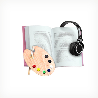 Kitap, Müzik & Sanatsal Malzemeler