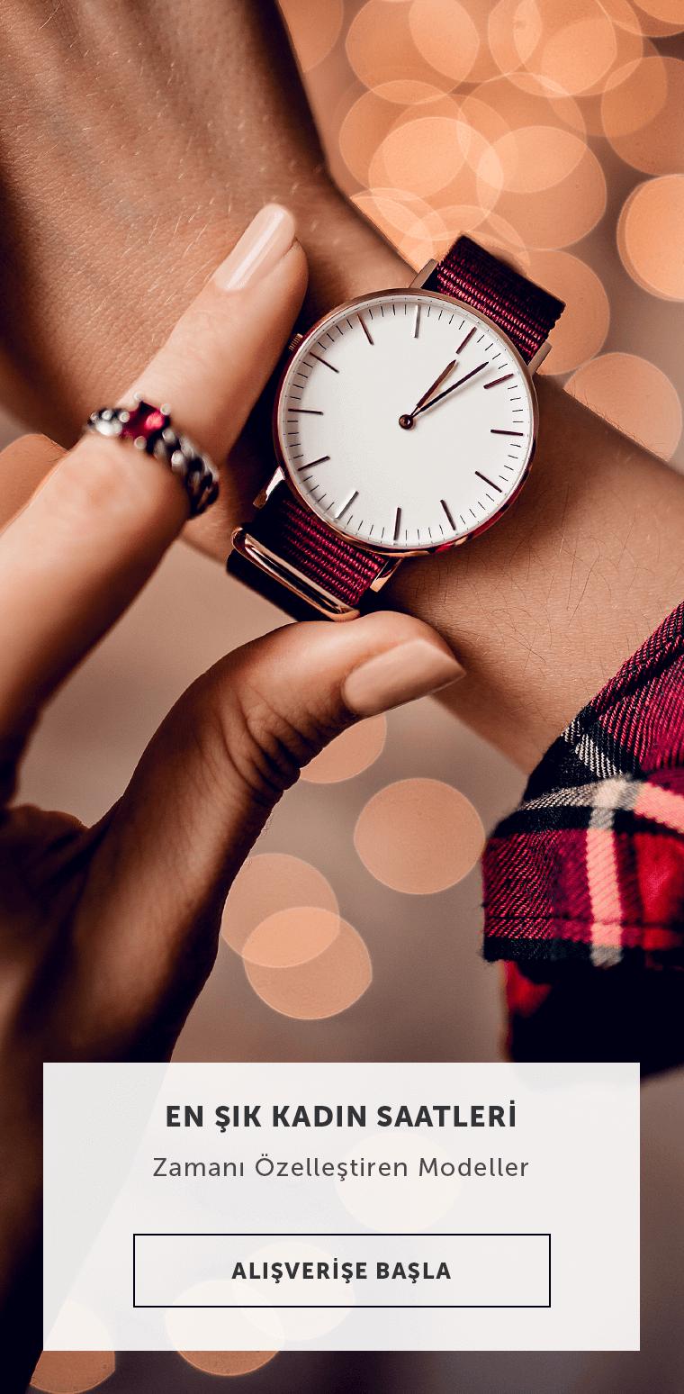 En Şık Kadın Saatleri