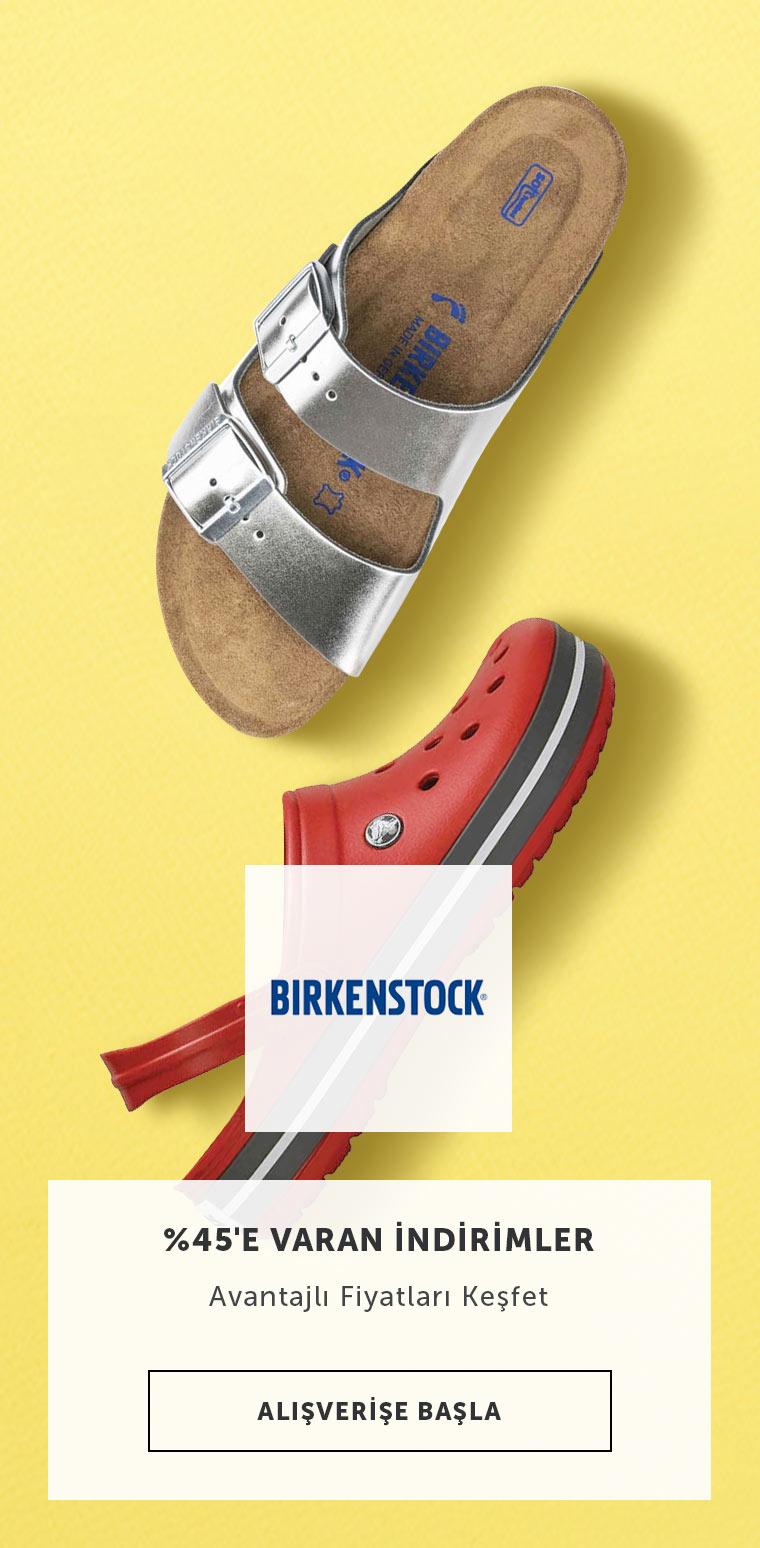 Crocs Birkenstock