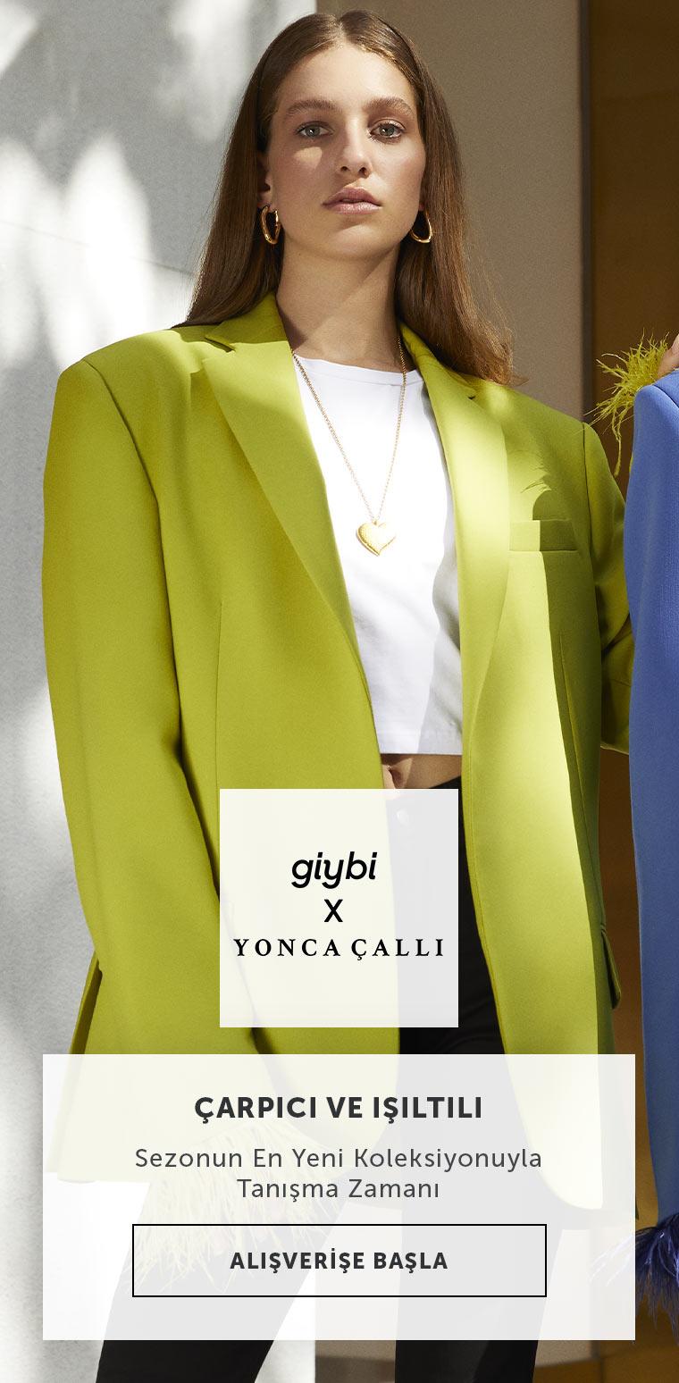 Sezonun En Çarpıcı Koleksiyonu: giybi X Yonca Çallı