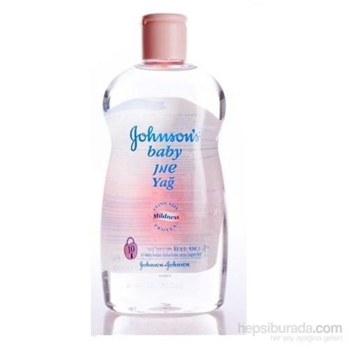 Johnson's Baby Oil Bebek Yağı 500 ml