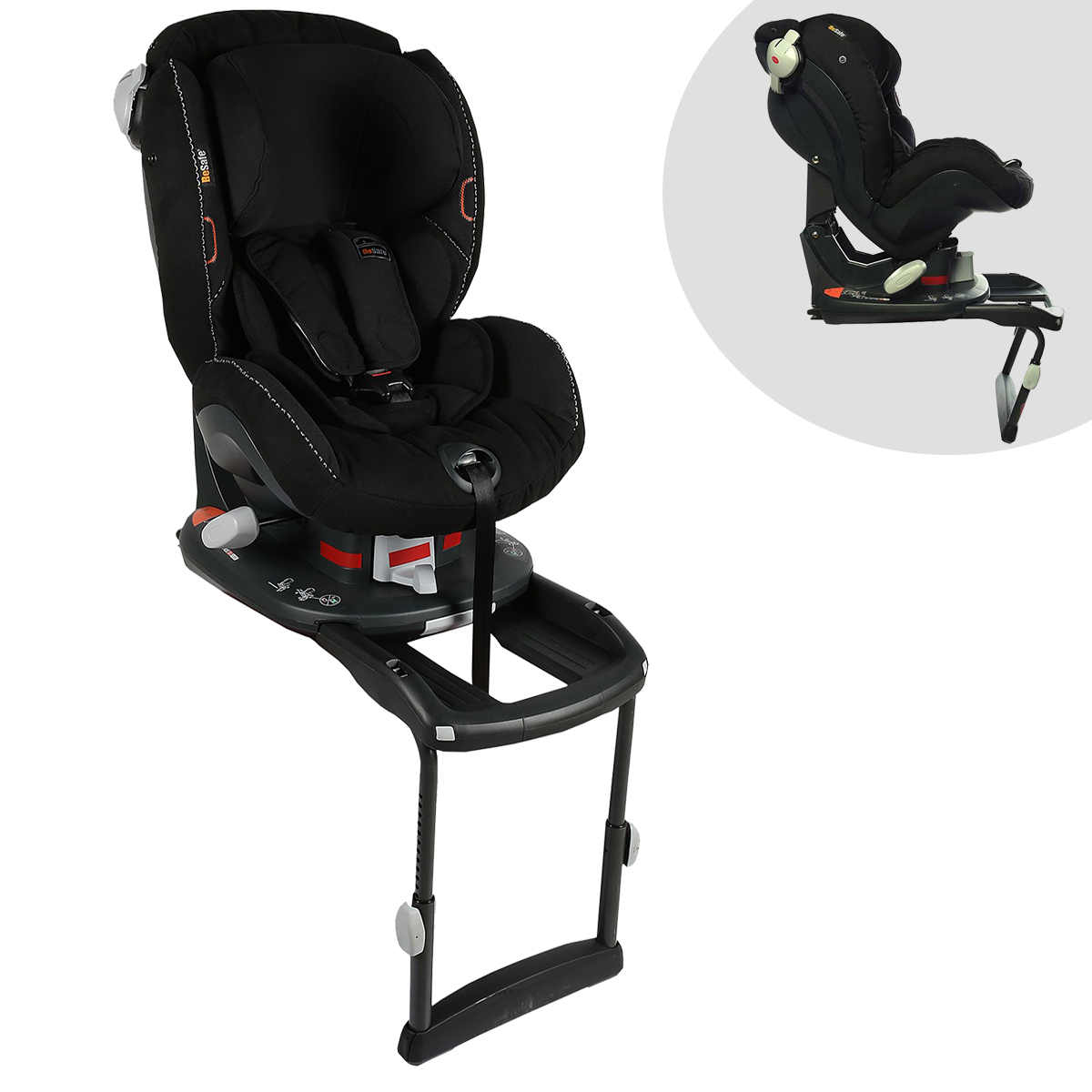 besafe izi comfort x3 9 18 kg isofix bebek ocuk oto. Black Bedroom Furniture Sets. Home Design Ideas