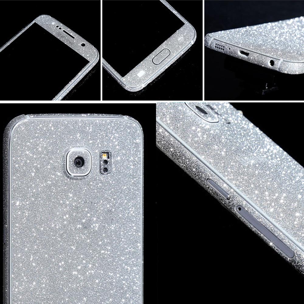 Samsung Galaxy Note 4 Kılıf Simli Sticker Full Body Ön Arka Fiyatları ve  Özellikleri