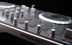 Numark Mixtrack Pro II göster Resmi