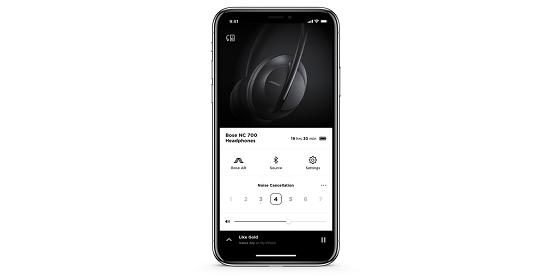 Bose Music uygulaması: Özelleştirilmiş kontrol
