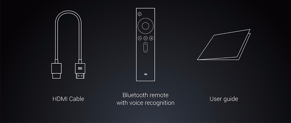 Xiaomi Mi Box 4k Ultra Hd Android Tv Global Versiyon