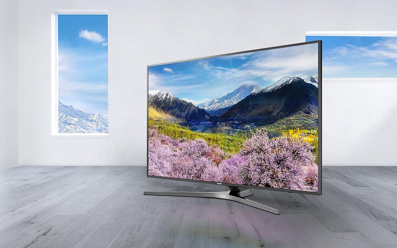 Gerçek 4K UHD TV