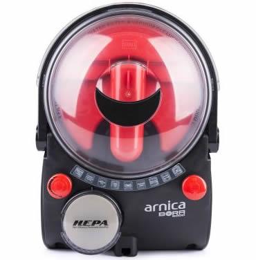 Arnica Bora 5000 Kırmızı Su Filtreli Süpürge