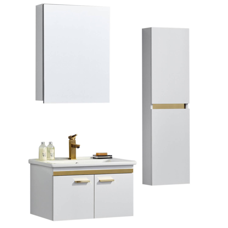 Class Goldwhite 65 cm banyo dolabı