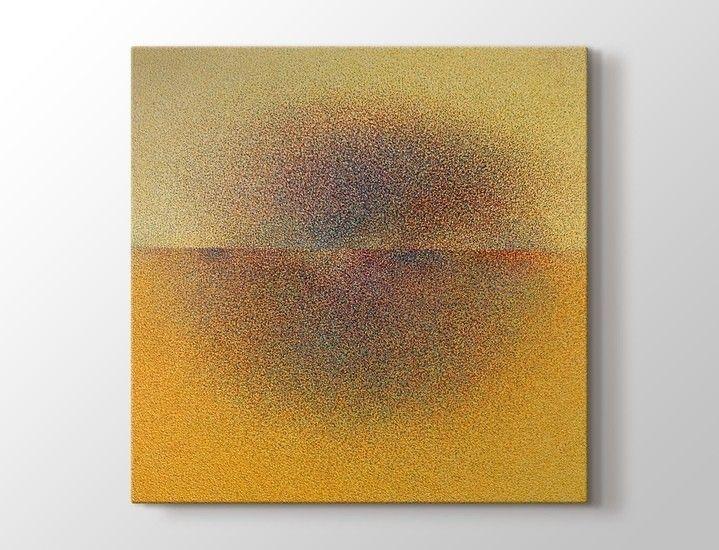 Jan Riske - Fragmented Horizon 1980 Tablo