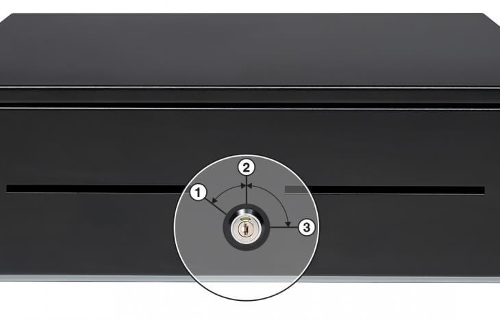 Mühlen Schublade ES 4460 Para Çekmecesi - Yoğun Kullanıma Uygun - 8