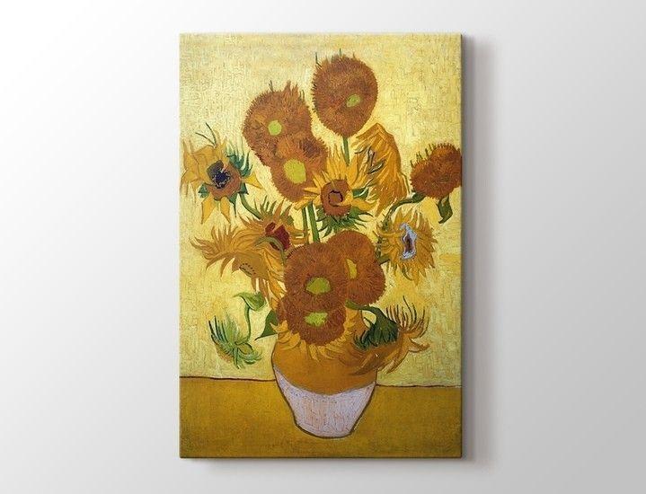 Vincent Van Gogh - Ayçiçekleri Poster