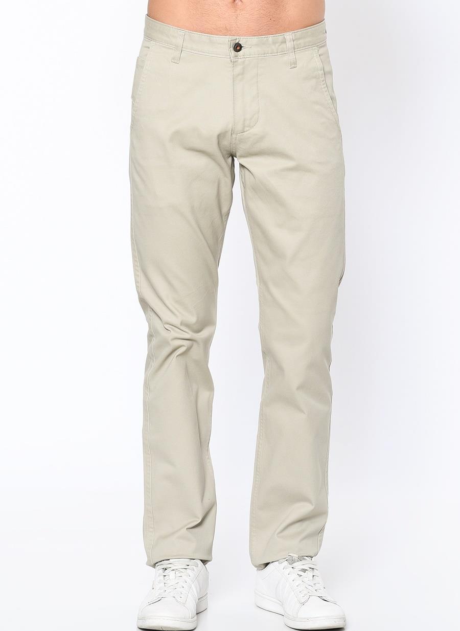 6a4f56be1f491 Dockers® Erkek Pantolon 44715-0431 Alpha Stretch Khaki, Slim Tape ...
