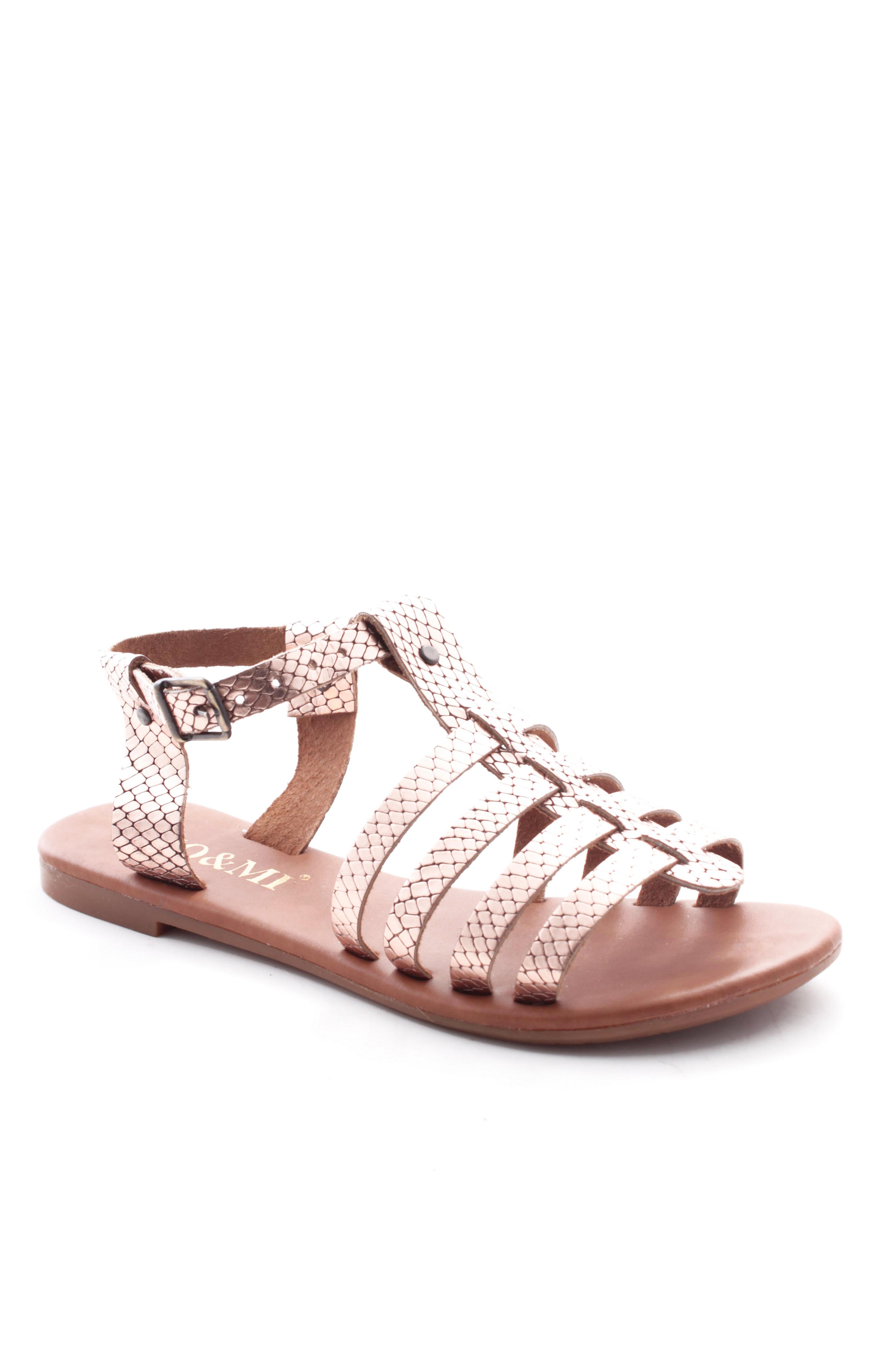 Giomi Bakır Renk Bayan Ayakkabı Sandalet N11com