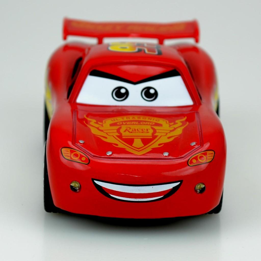 Cars Simsek Mcqueen Cek Birak Metal Kasa Oyuncak Araba 12 Cm