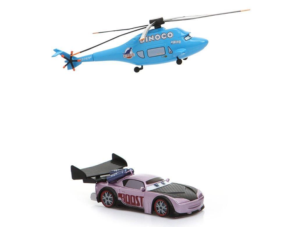 Disney Cars Arabalar Dinoco Boost Model Araba Orjinal ürün N11com