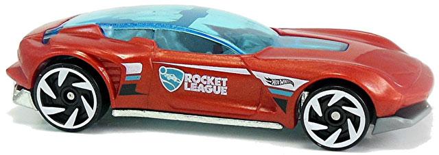 Hot Wheels Rocket League Serisi Diecast Metal Araba 5 Li Hot