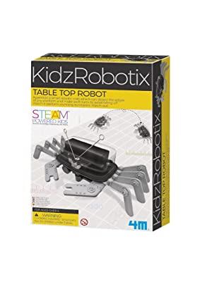 robot kol, kendi robotunu yap, robot eli, 4M robot