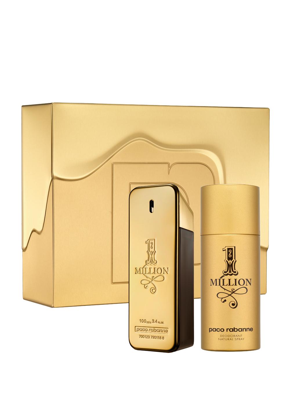 cd89f1a8ec Paco Rabanne One Million EDT 100ml Erkek Parfüm Set. %100 Orjinal Ürün En  Uygun Fiyat Faturalı Aynı Gün Ücretsiz Kargo