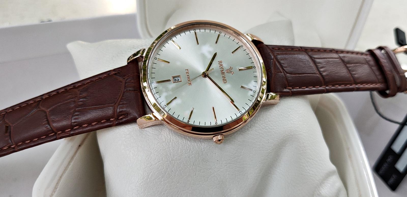 Raymond Swiss Kahverengi Klasik Erkek Kol Saati Fiyatlari Ve Ozellikleri