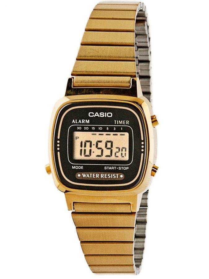 Hem Rahat Hem Şık Casio Kadın Kol Saati