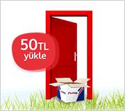 HOŞGELDİN 50 TL